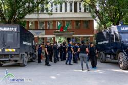 Прокуратурата удължи ареста на шестимата задържани до 72 часа
