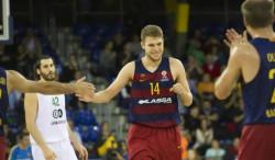 Барселона и Александър Везенков се разделят