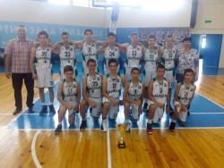 Момчетата на Балкан (14) са вицешампиони!