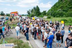 Жители на Врачеш блокираха главен път I-1 Видин - София /допълнена/