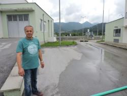Етрополската пречиствателна станция за отпадни води работи нормално