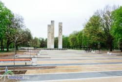 Заради процедура по обжалване временно е спряна реконструкцията на градския парк