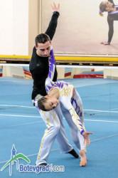 Смесената двойка се готви в Ботевград за Младежката Олимпиада