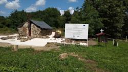 """Представят официално реставрираната църква """"Света Богородица"""" в Осиковица"""