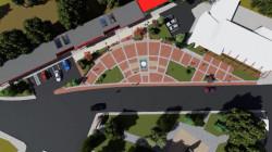 """Фирма """"Люник"""" ще ремонтира и благоустроява площадно пространство във Врачеш – Етап 1"""