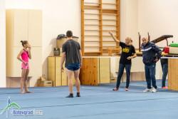 Смесената двойка с последен лагер в Ботевград преди Младежката Олимпиада