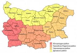 Новите райони в България няма да имат центрове