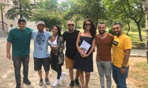 """Проектът """"Младите хора – бъдещето на България – това сме ние"""" вдъхнови песента """"Агресия"""""""