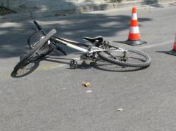 """Пътен инцидент на ул. """"Рила"""""""