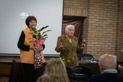 Бабa Миче бе почетен гост на седмата международна академия на Алианса на българските акушерки