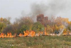 ОДМВР - София: Внимание! Опасност от пожари!