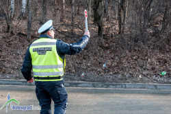 """Стартира традиционната акция на Пътна полиция """"ЗИМА"""""""