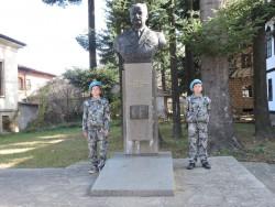 Слово по повод 50-годишнината от смъртта на генерал Димитър Гръбчев