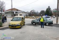 Катастрофа на кръстовището при автогарата