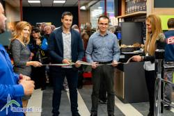 Официално прерязаха лентата на Фреш Маркет в Ботевград