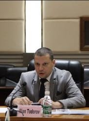 Илиан Тодоров: Няма да допусна поскъпване на водата в Софийска област дори и с 1 стотинка