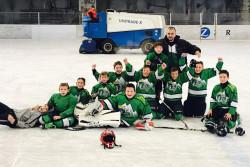 Хокеистите с убедителна победа в първия мач за сезона