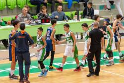 Балкан - Цървена звезда са финалите за балканската купа за U12 и U14