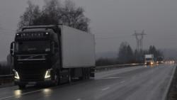 """Възстановено е движението на камионите над 12 т в посока Варна през тунел """"Витиня"""" на АМ """"Хемус"""""""