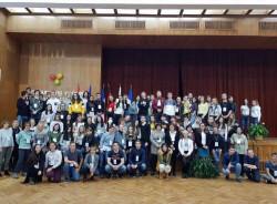 """ПГПЧЕ """"Алеко Константинов"""" посрещна ученици от четири страни, участници в проект """"Еразъм +"""""""