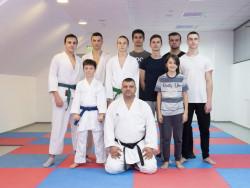 Нов спорт в Ботевград: карате