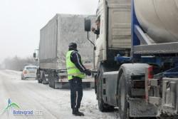 ОДМВР - София: Безкомпромисни санкции за водачите, които не спазват въведените ограничения на движението и застрашават безопасността на останалите участници