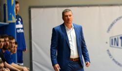 Спартак победи Левски Лукойл за ЧРД на треньора си