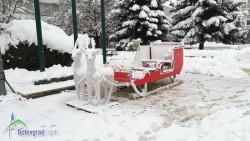 Дядо Коледа се среща с деца в своята шейна от 18 до 21 декември