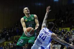 Левски победи Балкан в ненормална за баскетбол атмосфера в зала Универсиада