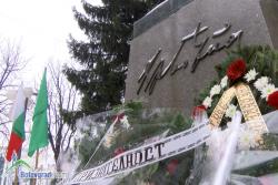 Ботевград отбеляза 171 години от рождението на Христо Ботев