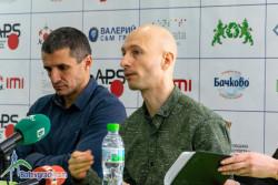 """Видин Велчев: Оценката за охраната в този мач по десетобалната система беше """"минус 12"""""""