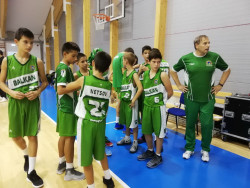 От днес до неделя в Ботевград е вторият турнир от Младежката Евролига за момчета до 14 години
