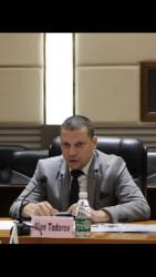 Областната администрация на Софийска област със сертификат Антикорупция