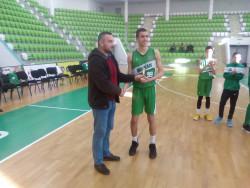 Младежка Евролига: Балкан завърши с победа изключително успешното си участие