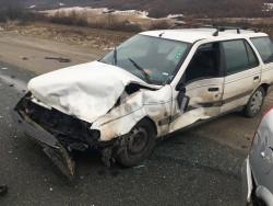Две коли се удариха на Е-79 между Ботевград и Мездра