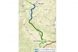 КЗК отхвърли жалбата срещу строежа на скоростния път Мездра - Ботевград