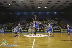 ФИБА Къп: Балкан загуби в София, остана втори в групата