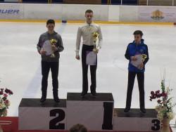 Радослав Маринов със злато от Sofia Trophy и с шампионска титла на България за юноши