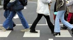 От 4 до 15 февруари е в ход специализирана полицейска операция с акцент върху нарушенията, извършвани от пешеходци