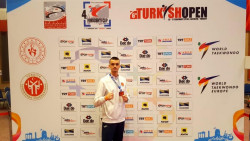 Владимир Далаклиев с бронз от силен турнир в Анталия