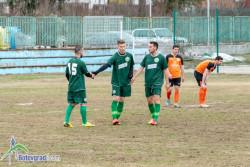 Футболистите с победа над Сливнишки герой