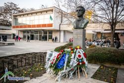 Ботевградчани отдадоха почит към паметта и безсмъртното дело на Васил Левски