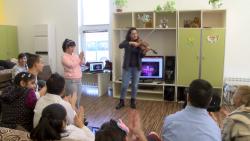 Благотворителна инициатива зарадва деца с увреждания