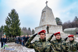 На 3-ти март: Горна Малина и Ботевград – заедно пред паметника на Победата /Актуализирана/