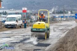АПИ: След 15 март ще започне основен ремонт на пътя зад IMI и SENSATA