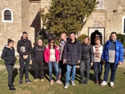 Студенти от МВБУ на пътуващ семинар по маршрут София – Правец – Етрополе – с. Трудовец – София