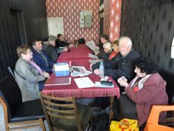Етрополската организация на Българския антифашистки съюз отчете досегашната си дейност