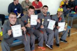 """Отборът на ТПГ """"Стамен Панчев"""" е първи в регионалния кръг на състезанието """"Най-добър автомонтьор и водач на МПС"""""""