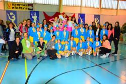 Малките ни мажоретки спечелиха призови места на турнир в Унгария