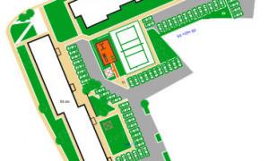 Покана за обществено обсъждане на проект за благоустрояване на междублоково пространство в квартал 26 (ул. Славейков 1 и ул. Дондуков 4)